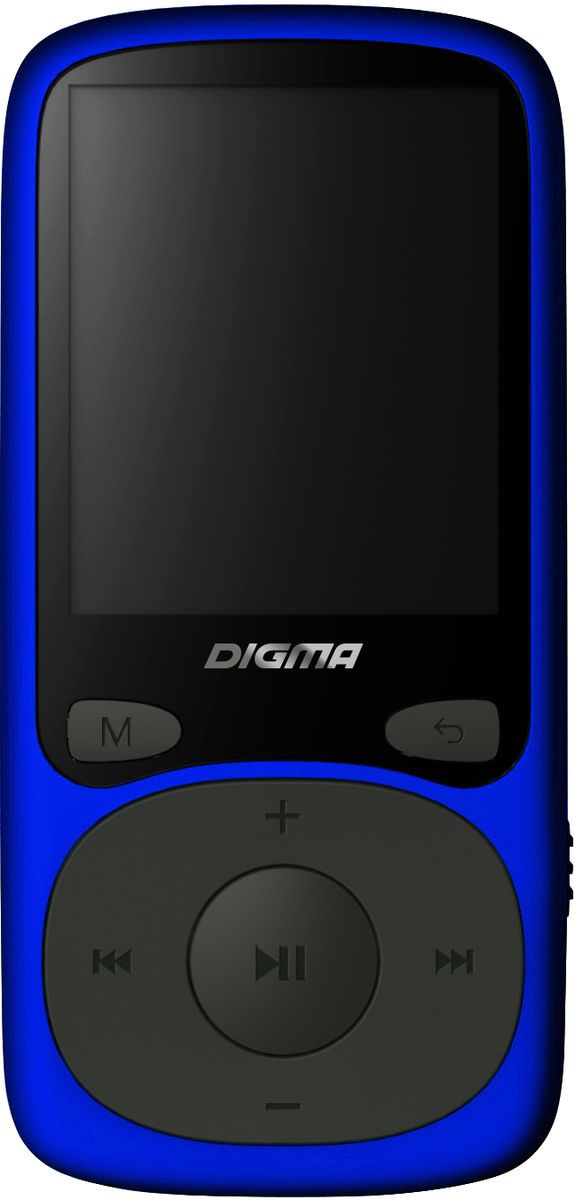 Digma B3 8Gb, Blue MP3-плеер