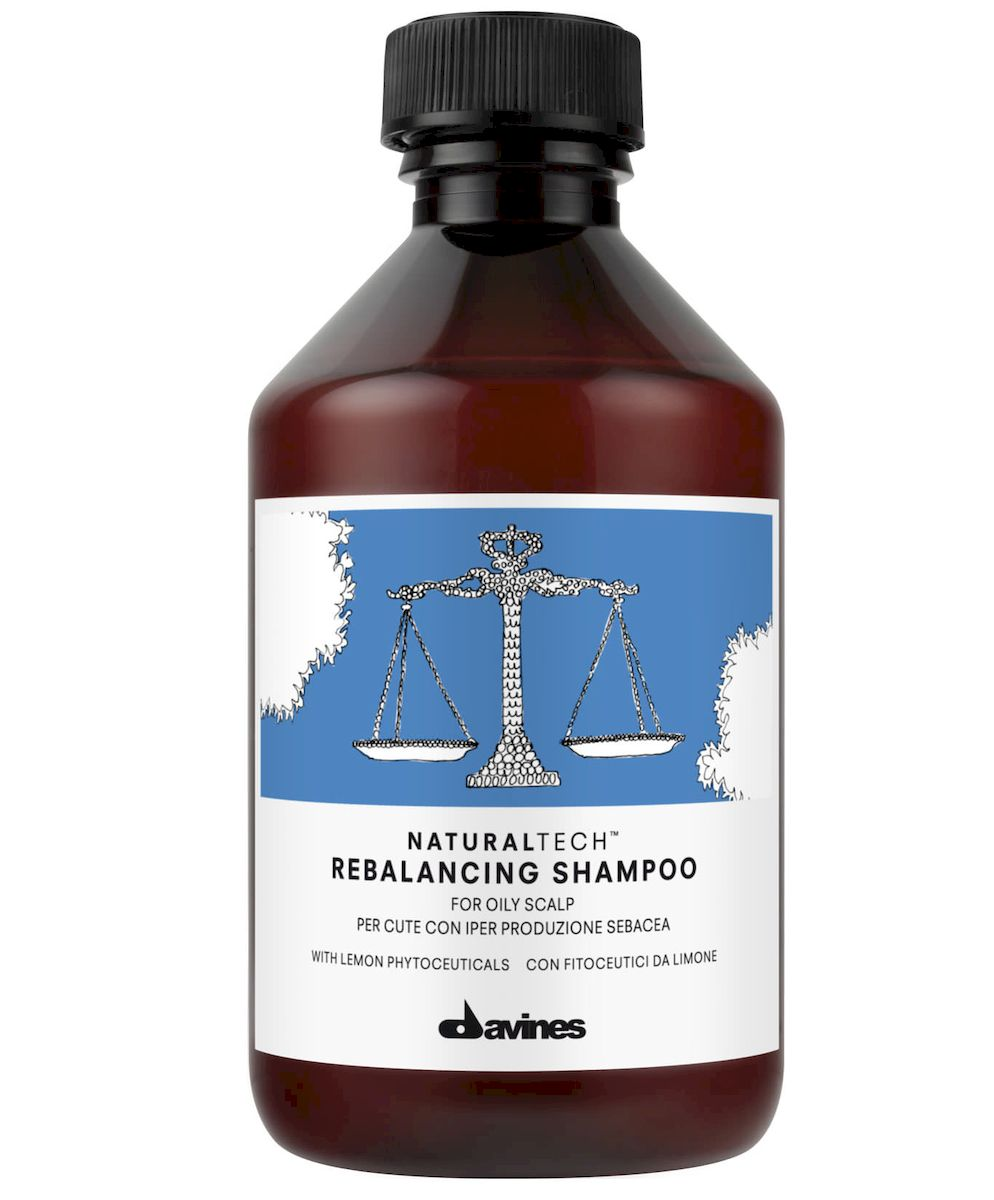 Davines Балансирующий шампунь New Natural Tech Rebalancing Shampoo, 250 мл недорого
