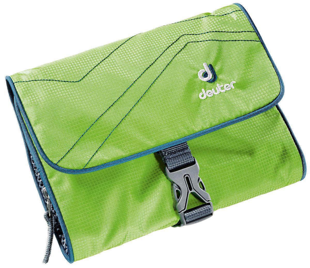 Косметичка Deuter Wash Bag I Kiwi-Arctic, цвет: светло-зеленый. 39414