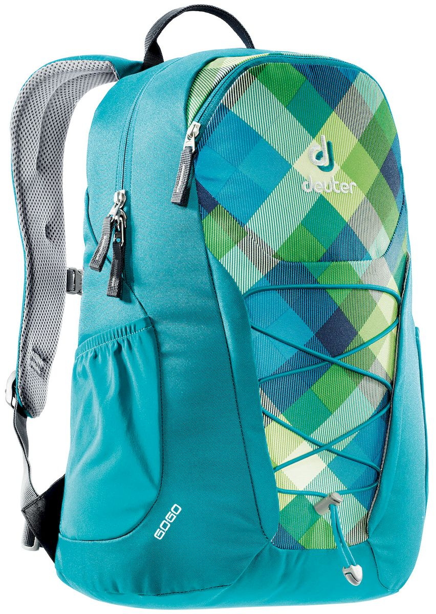 Рюкзак Deuter Gogo, цвет: мятный, 25 л deuter giga blackberry dresscode
