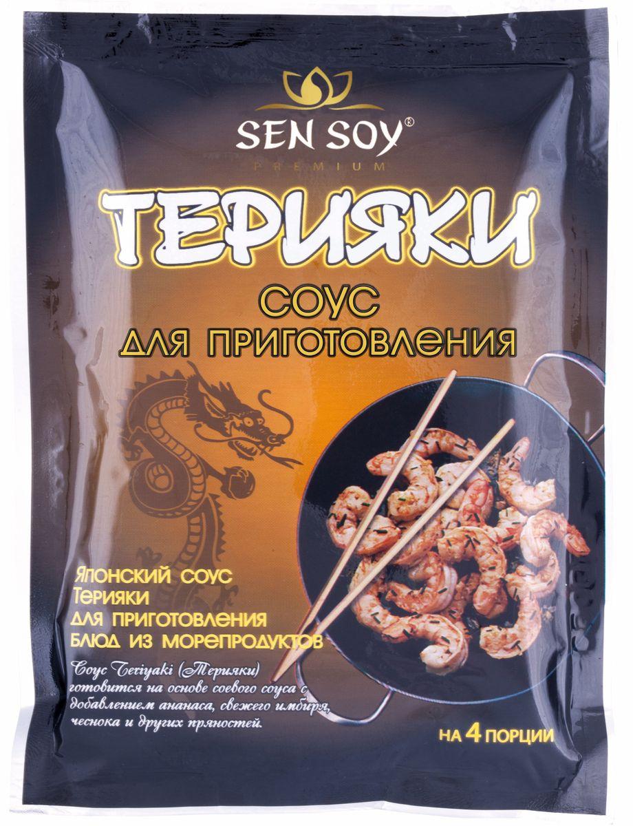Sen Soy Соус Терияки, 120 г олег ольхов рыба морепродукты на вашем столе