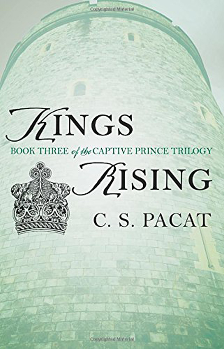 Kings Rising: Book Three of the Captive Prince Trilogy lawrence m the wheel of osheim book three of the red queen s war
