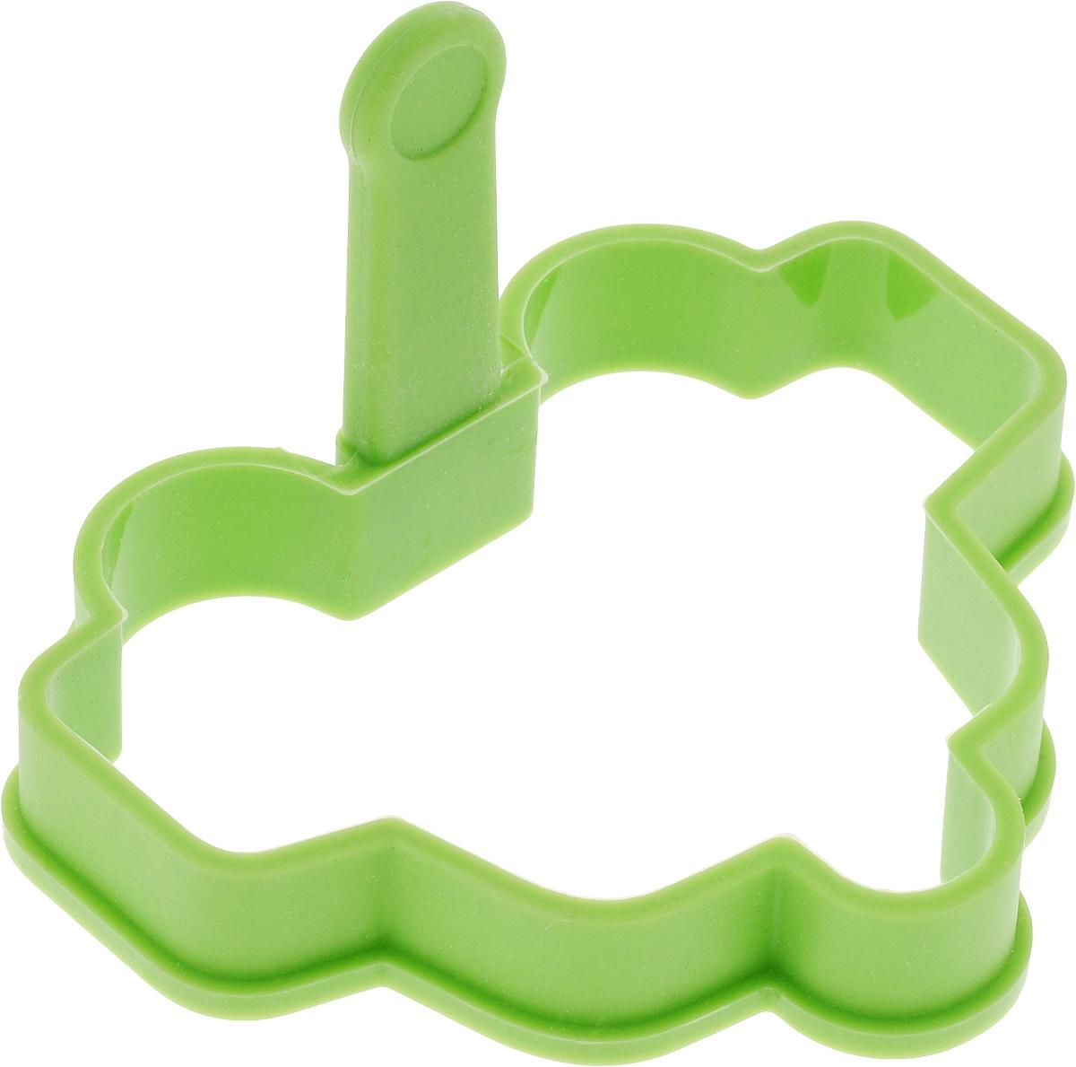 Форма для выпечки Tescoma Delicia Kids. Машинка, 12 х 11 см630951Форма для выпечки Tescoma Delicia Kids. Машинка изготовлена из высококачественного термостойкого силикона, который выдерживает температуру от -40°С до +230°С. Форма идеально подойдет для приготовления глазуньи, омлета, оладьев или драников на сковороде или в духовке, а также для приготовления желе, пудингов. Оснащена удобной ручкой.Можно мыть в посудомоечной машине, использовать в СВЧ-печи и духовке.