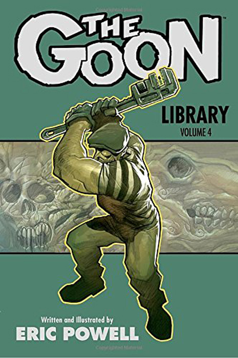 The Goon Library: Volume 4 the lonely skier