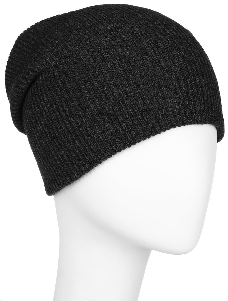 Шапка мужская Quiksilver Cushy Slouch, цвет: черный. AQYHA03561-KVJ0. Размер универсальныйAQYHA03561-KVJ0Классическая мужская шапка Quiksilver отлично дополнит ваш образ в холодную погоду. Выполненная из акрила она максимально сохраняет тепло и обеспечивает удобную посадку, невероятную легкость и мягкость. Шапка оформлена небольшой нашивкой с названием бренда. Стильная шапка Quiksilver подчеркнет ваш неповторимый стиль и индивидуальность. Такая модель составит идеальный комплект с модной верхней одеждой, в ней вам будет уютно и тепло.