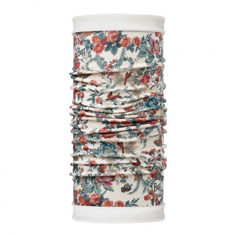 Шарф Buff Reflective Reversible Polar Arad Multi Cru, цвет: мульти. 113143.555.10.00. Размер 53/62 см113143.555.10.00Самым теплым шарфом в виде трубы является именно эта серия Buff Reversible. Бандана-шарф изготовлена в виде трубы высотой 50 см. Снаружи усилена эластичной тканью из полиэстера, на который нанесен красочный узор, а внутри по всей поверхности утеплена мягким и теплым флисом. Такую бандану-трубу можно использовать в качестве шарфа, маски на лицо и даже шапки. Подходит для средней и низкой активности или для занятий спортом в холодное время года, особенно если эти занятия связаны с периодами отдыха. Например, при катании на сноуборде, горных лыжах или просто прогулках в сильный мороз.