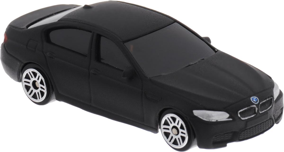 Uni-Fortune Toys Модель автомобиля BMW M5 цвет черный uni fortunetoys модель автомобиля porsche cayenne turbo