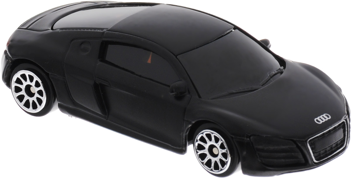 Uni-Fortune Toys Модель автомобиля Audi R8 V10 цвет черный uni fortunetoys модель автомобиля volkswagen touareg