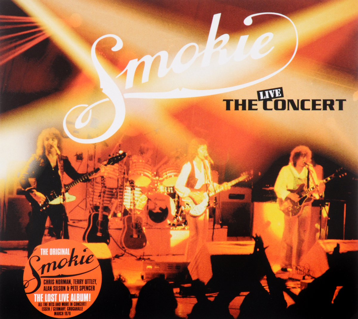 Smokie Smokie. The Live Concert smokie smokie pass it around