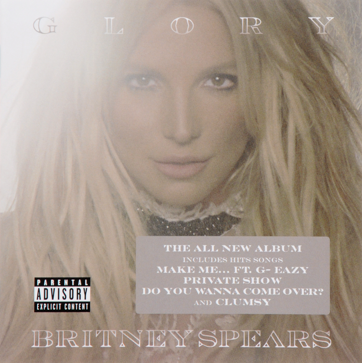 Бритни Спирс Britney Spears. Glory виниловая пластинка britney spears glory