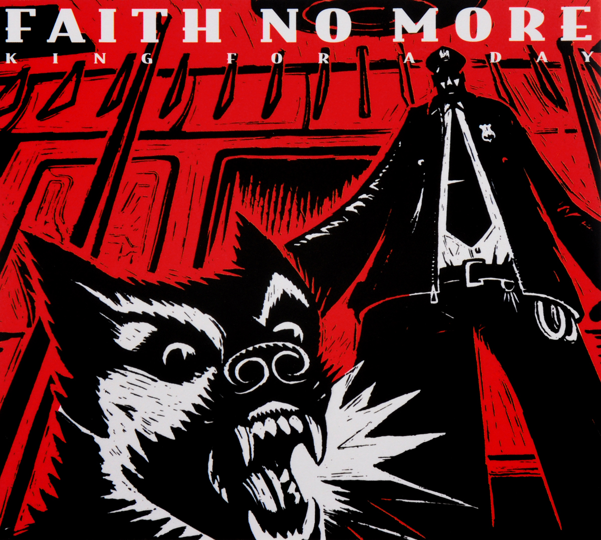 Faith No More Faith No More. King For A Day. Fool For A Lifetime. Deluxe Edition (2 CD) faith no more angel dusto 2cd cd