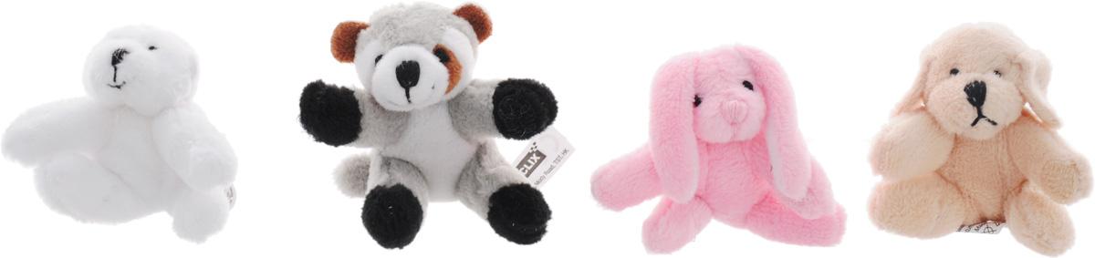 Beanzees Набор мягких игрушек Bingo Roxy Brandy Dexter 5 см самокат bibitu bingo цвет белый