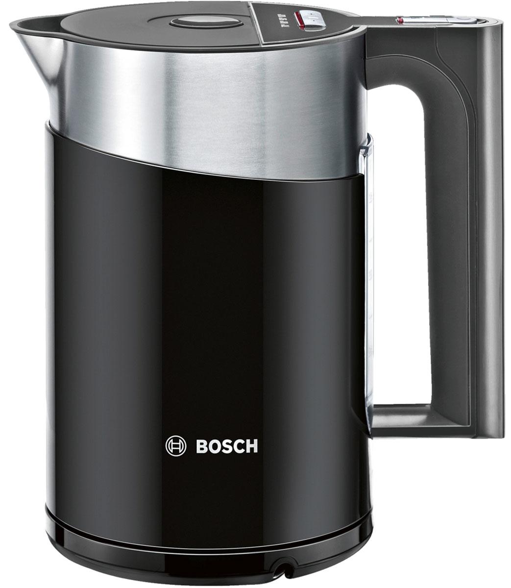 Bosch TWK 861P3RU электрочайник электрочайник bosch twk7901