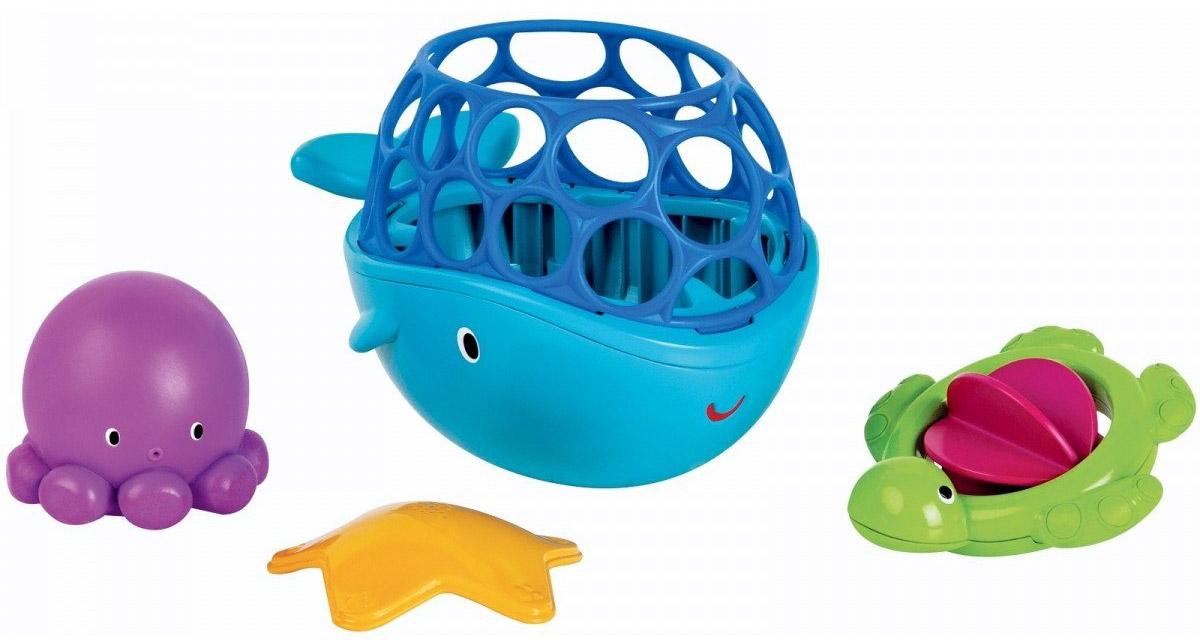Oball Набор игрушек для ванной Морские друзья 4 шт oball для ванной комнаты