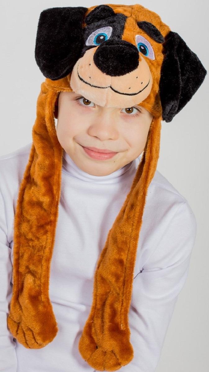 Фото Карнавалия Карнавальный аксессуар для мальчика Песик размер 54 аксессуар