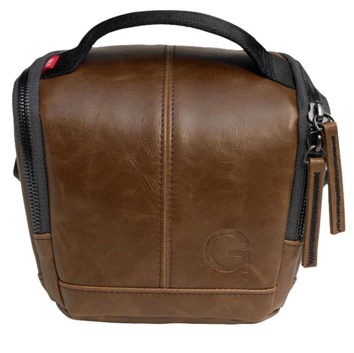 Golla Cam S Eliot G1362, Brown сумка для фотоаппарата плечевой ремешок для камеры cam in cam in cam8428