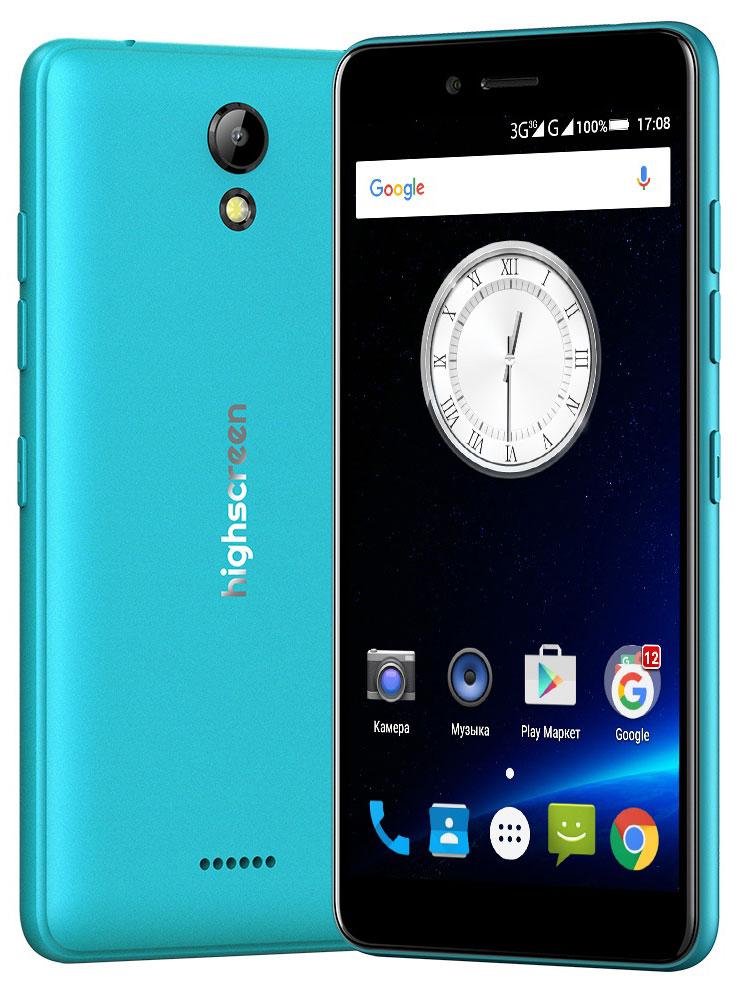 Highscreen Easy S, Blue highscreen easy s blue