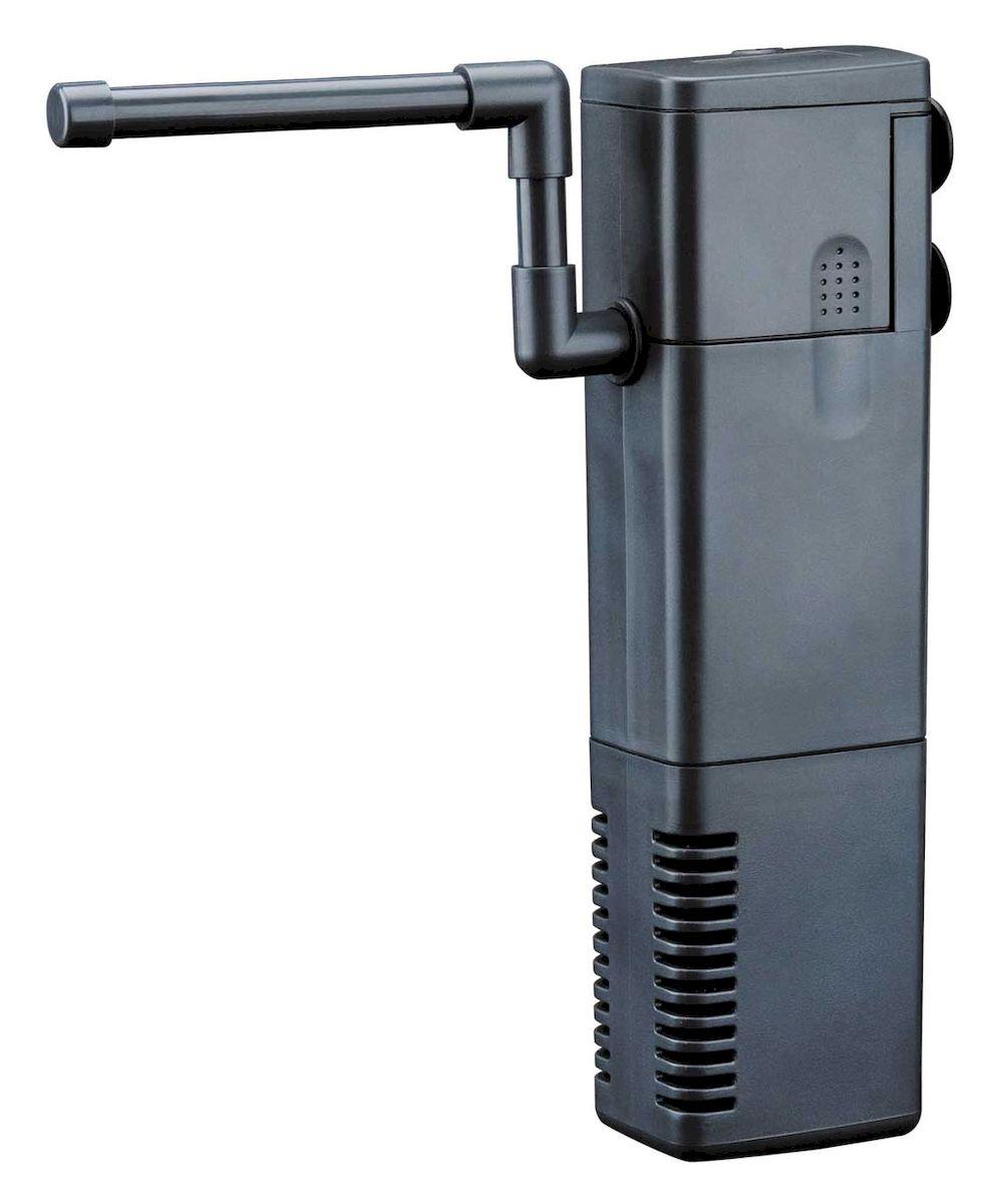 Фильтр для аквариума Barbus, внутренний, с флейтой, 800 л/ч, 12 Вт помпа для аквариума barbus led 088 водяная с индикаторами led 800 л ч 15 вт