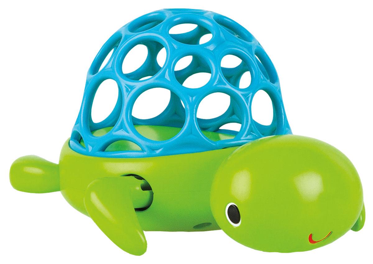 Oball Игрушка для ванной Черепашка головоломки oball развивающая игрушка на присоске oball