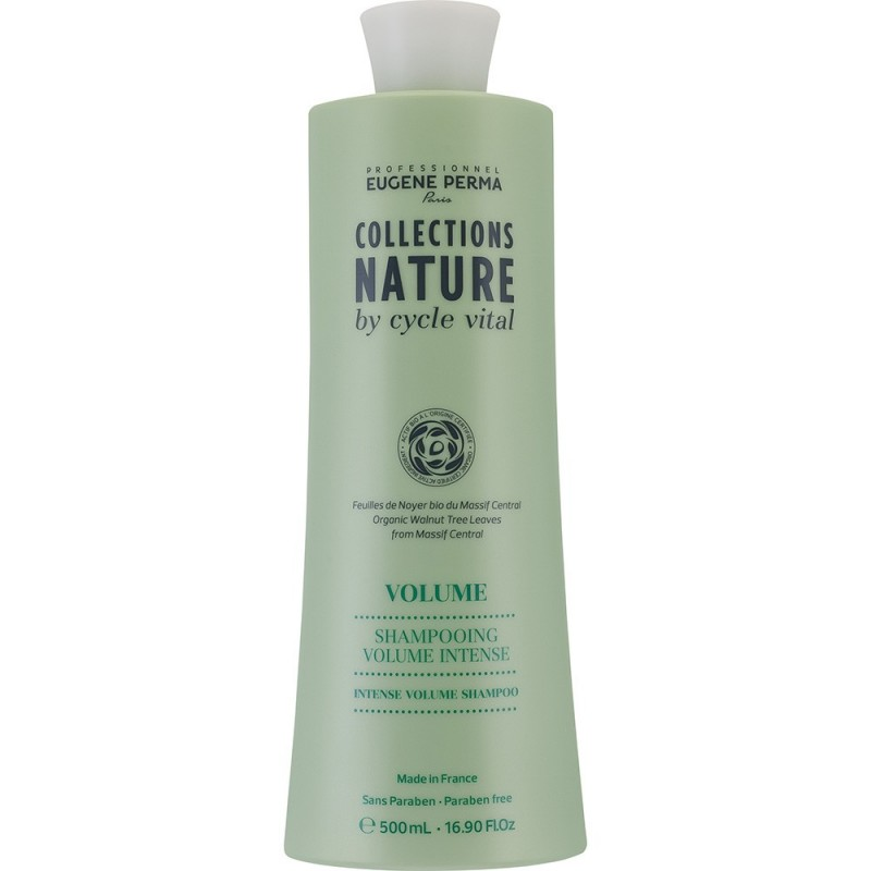 Eugene Perma Cycle Vital Nature Shampooing Volume Intense - Шампунь для объёма волос 250 мл eugene perma cycle vital nature shampooing volume intense шампунь для объёма волос 250 мл