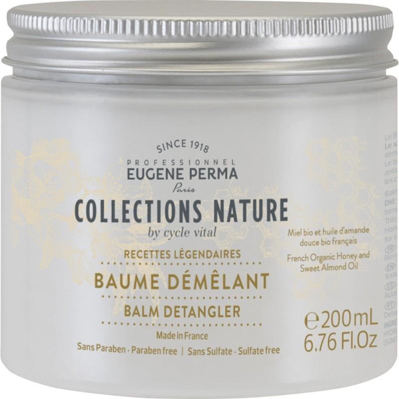 Eugene Perma Cycle Vital Nature Baume Demelant - Бальзам распутывающий для волос 200 мл прямой краситель золотисто светло каштановый eugene perma eugene perma mp002xw0dsg7