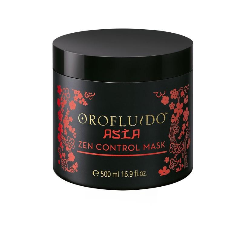 Orofluido Asia Spa Zen Control Mask - Маска для контроля непослушных волос 500 млE1030200Orofluido Asia Spa Zen Control Mask - Маска для контроля непослушных волос 500 мл. Маска содержит смесь масел: Масло Цубаки - является источником молодости, незаменимый ингредиент, позволяющий обеспечить интенсивное увлажнение и блеск. Экстракт Бамбука - смягчает волосы и укрепляет их, помогая бороться с непослушными волосами, сохраняя невероятную эластичность волос. Рисовое масло помогает разглаживанию волос, предотвращает сечение. Маска предназначена для всех типов волос, нуждающихся в восстановлении и увлажнении. Содержит комплекс аминокислот пшеницы, что восстанавливает волосы изнутри, а протеин кератина защищает от внешних неблагоприятных воздействий.