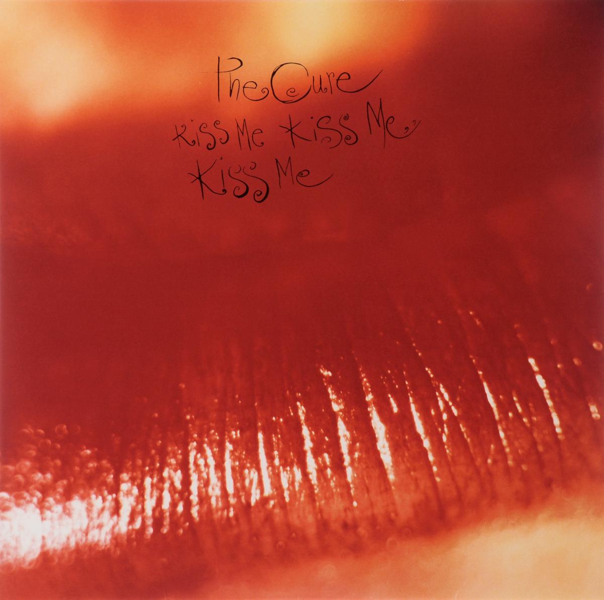 The Cure The Cure. Kiss Me, Kiss Me, Kiss Me (2 LP) the cure the cure kiss me kiss me kiss me 2 lp
