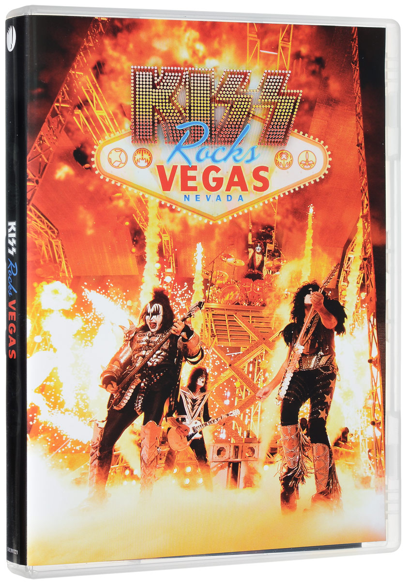 Kiss: Rocks Vegas a m p лука оливьери bad girls ohio express the stone roses карин менсан juliet kiss american boys alma latina war machine tempo rei 100 best of rock mp3
