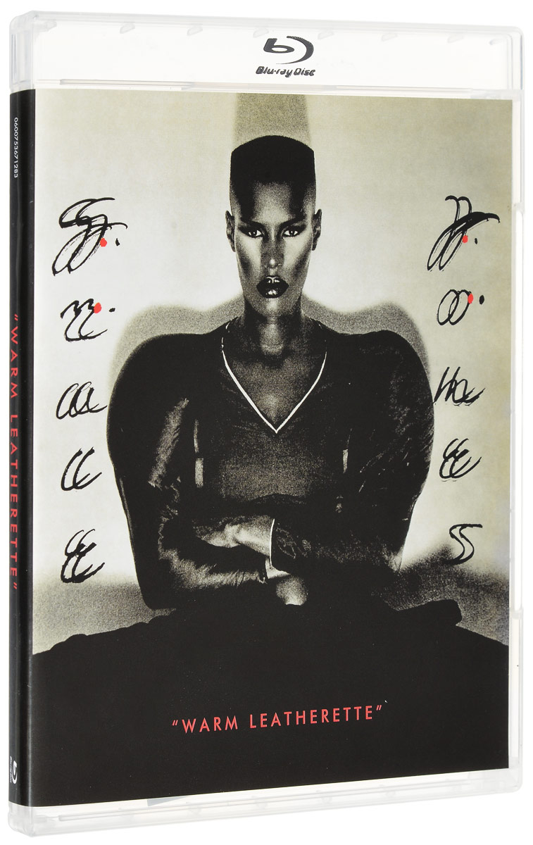 Grace Jones: Warm Leatherette (Blu-ray) audiatur et altera pars