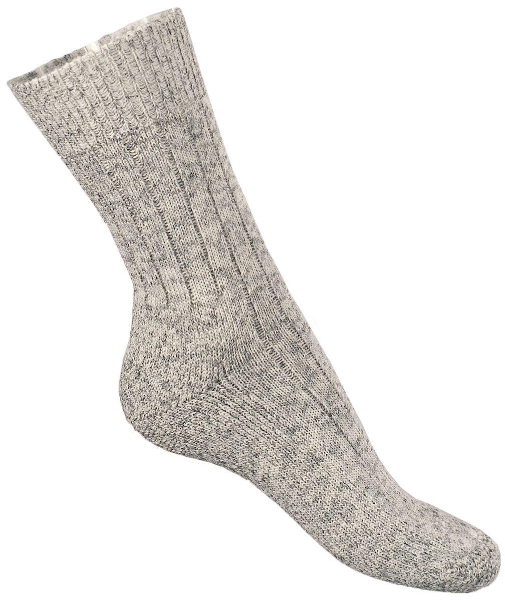 Термоноски Tesema Saapassukka, цвет: серый. 6026. Размер 34/366026Высокая модель с комфортной резинкой и усилениями мыска, пятки, подошвы. Эти усиления не только повышают износостойкость, но и амортизируют при ходьбе и предотвращают натирание. Данная модель отлично подойдет для использования с высокой обувью. Плоские швы - носок связан как единая конструкция, что позволяет избежать натирания и позволяет использовать изделие особенно долго. Носки Tesema - традиционно высокое европейское качество и финские технологии.