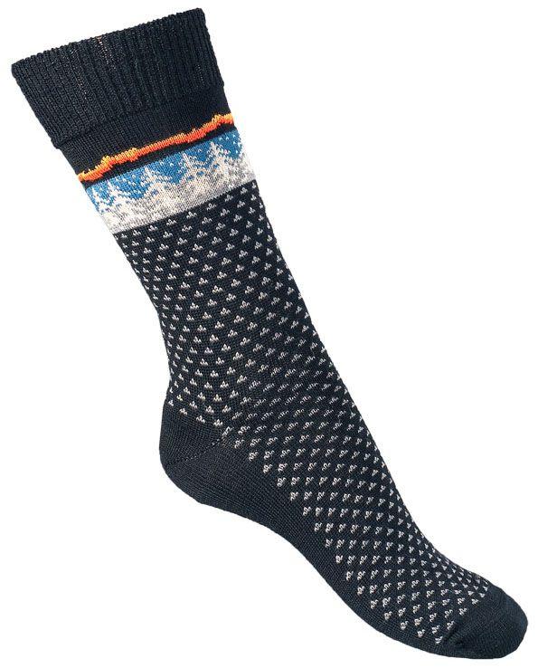 Термоноски Tesema, цвет: черный. 7840. Размер 40/427840Теплые носки с шерстью мериноса средней плотности. Отлично подходят как для специализированной, спортивной так и для городской обуви, а также для повседневной носки. Средняя высота носка. Носки Tesema это настоящее финское качество!