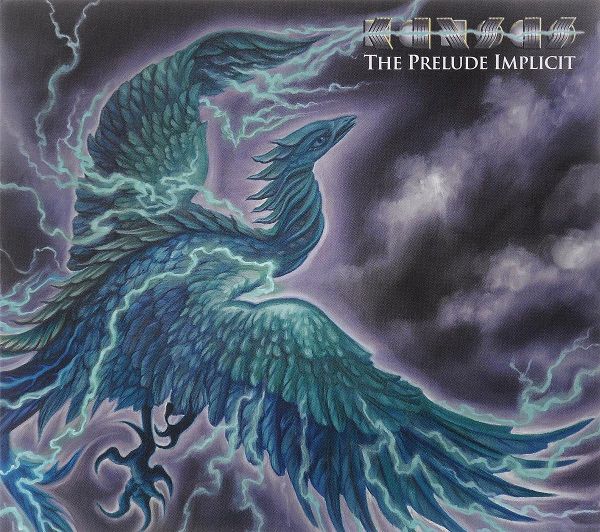 Kansas Kansas. The Prelude Implicit. Special Edition the prelude implicit lp cd