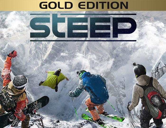 Zakazat.ru Steep. Gold Edition