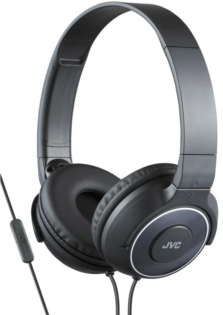 JVC HA-SR225-B, Black наушники jvc ha s220 b