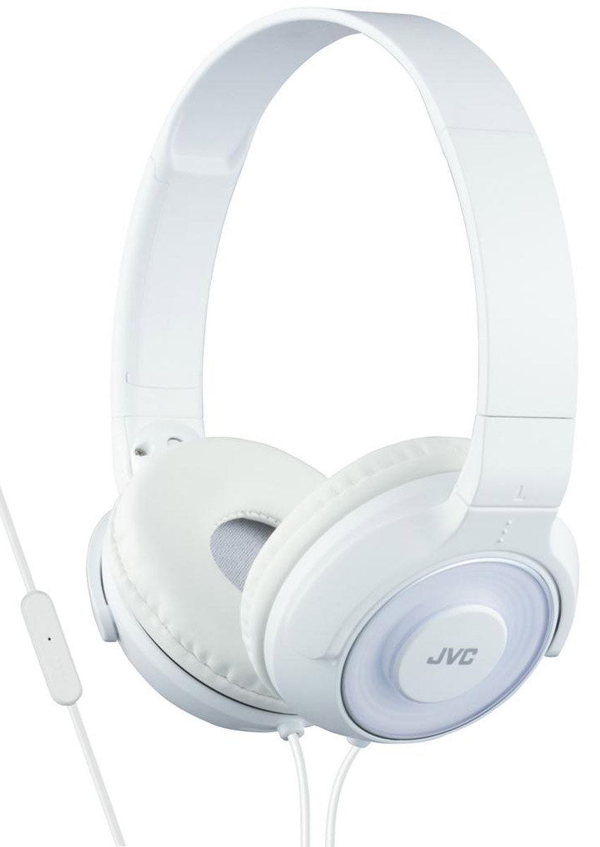 все цены на  JVC HA-SR225-W, White наушники  онлайн