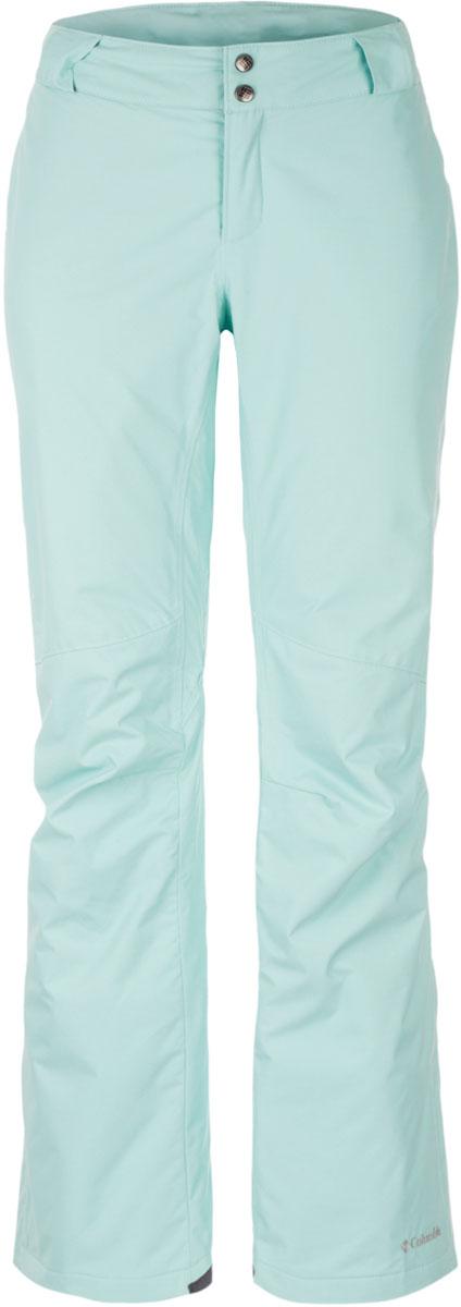 Брюки горнолыжные женские Columbia Bugaboo, цвет: бирюзовый. 1473621-325. Размер XL (50) купить bugaboo
