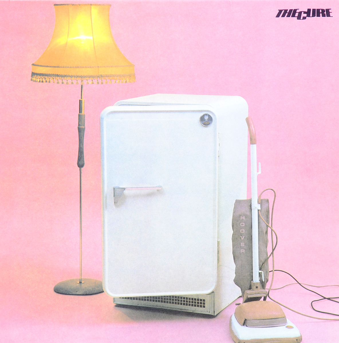 The Cure The Cure. Three Imaginary Boys (LP) the cure the cure three imaginary boys lp