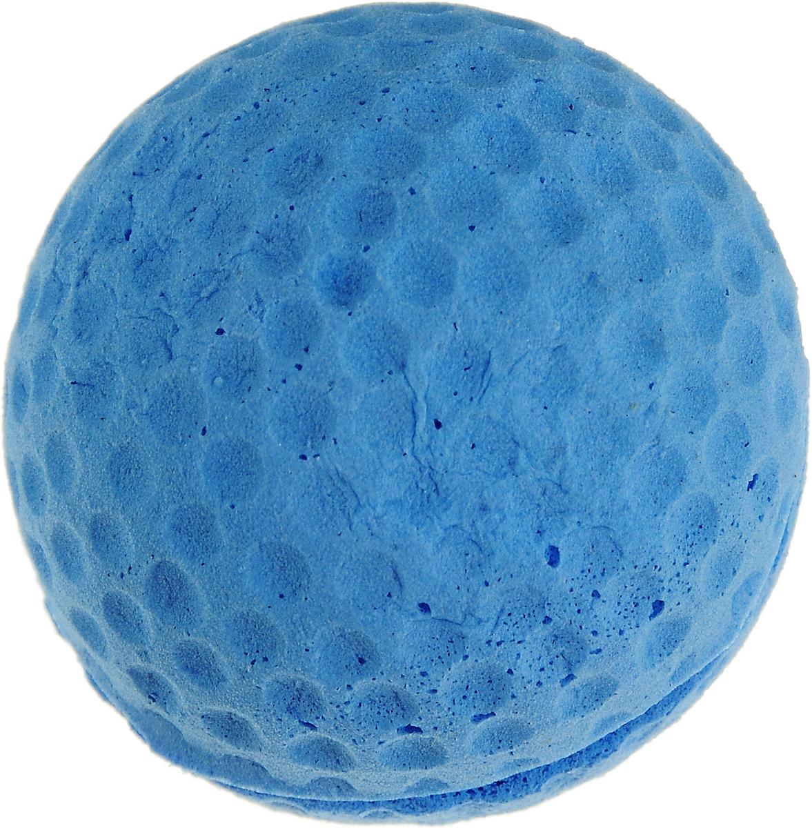 Игрушка для животных Каскад Мячик зефирный. Гольф, цвет: голубой, диаметр 4 см27799306_голубойМягкая игрушка для животных Каскад Мячик зефирный. Гольф изготовлена из вспененного полимера.Такая игрушка порадует вашего любимца, а вам доставит массу приятных эмоций, ведь наблюдать за игрой всегда интересно и приятно.Диаметр игрушки: 4 см.