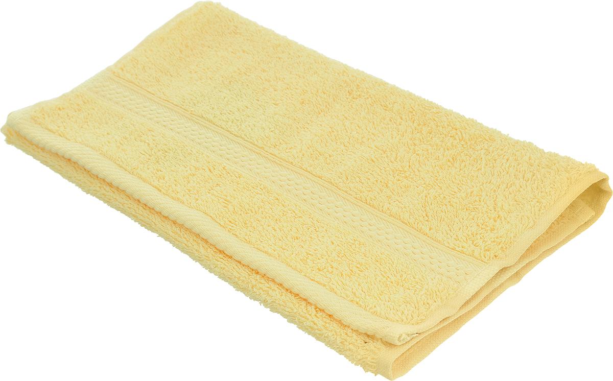 Полотенце Arya Miranda, цвет: желтый, 30 х 50 смF0002401желтыйПолотенце Arya Miranda выполнено из 100% хлопка. Изделие отлично впитывает влагу, быстро сохнет, сохраняет яркость цвета и не теряет форму даже после многократных стирок.Такое полотенце очень практично и неприхотливо в уходе. Оно создаст прекрасное настроение и украсит интерьер в ванной комнате.