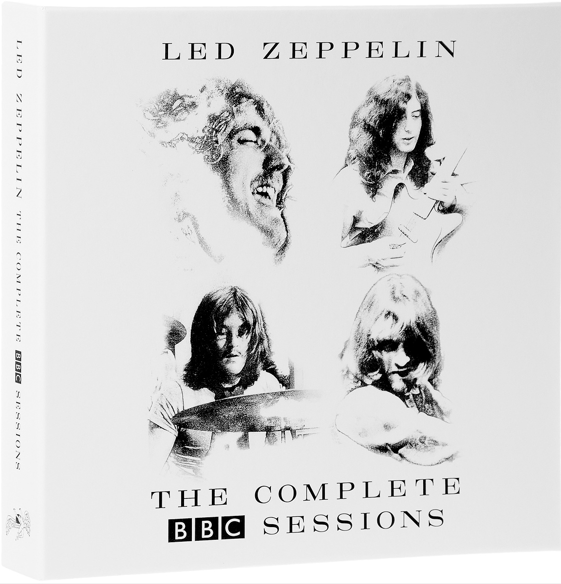 Led Zeppelin Led Zeppelin. The Complete BBC Sessions (5 LP + 3 CD) i take you uab cd