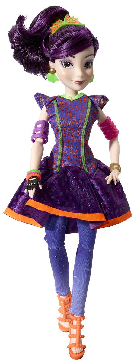 Disney Descendants Кукла Неоновые огни Mal, Hasbro