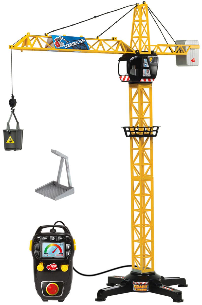Dickie Toys Башенный кран 100 см полесье башенный кран агат 56429