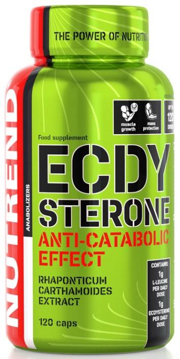 Средство для повышения тестостерона Nutrend Ecdysterone, 120capsNTD5403Нутренд Инозин - это вещество, в естественном виде присутствующее в организме. Оно участвует во многих процессах, проходящих в организме. Входит в состав нуклеотидов пуриновой группы. Является предшественником создания одного из основных источников энергии; аденозинтрифосфата. Добавление инозина оказывает эффект на ряд процессов, воздействующих на показатели физической деятельности. К ним относится эффект повышения снабжения мышечной ткани кислородом, что приводит к более эффективной работе мышц и общему повышению качества тренировки.Nutrend Inosine предназначен для:стимулирования кровообращения;повышения энергетического потенциала (аденозинтрифосфата);более эффективной работы мышц;снижения выработки молочной кислоты при длительной нагрузке.В видах спорта, предполагающих нагрузки на выносливость, инозин ценится за свою способность уменьшать образование молочной кислоты во время неизменной нагрузки. Благодаря своему воздействию на организм инозин в большей степени подходит для тех видов спорта, где требуется выносливость и выносливость в сочетании со скоростью. Состав: буферный креатин моногидрат, микрокристаллическая целлюлоза, стеарат магния, желатин.