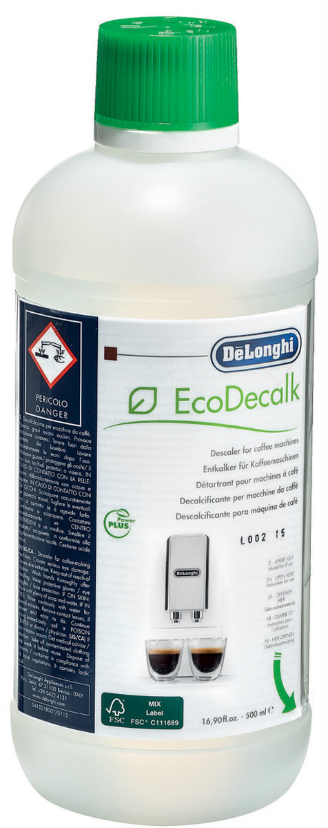 DeLonghi DLSC001 500ML декальцинатор брюки емае брюки
