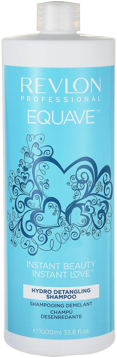 Фото Revlon Professional Equave Шампунь, облегчающий расчесывание волос Instant Beauty Hydro Nutritive Detangling 1000 мл