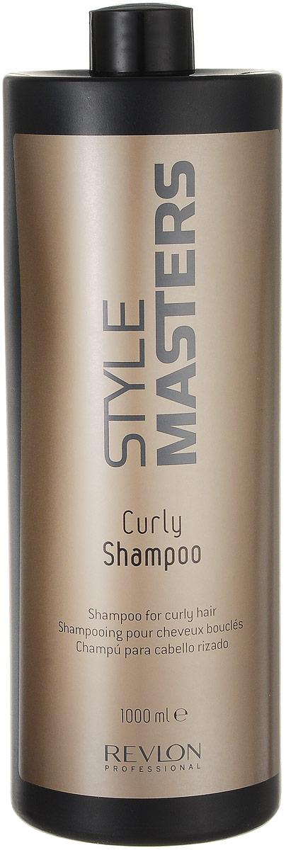 Revlon Professional Style Шампунь для вьющихся волос Masters Curly Shampoo 1000 мл122485Revlon Professional Style Masters Curly Shampoo Шампунь для вьющихся волос создан специально для тщательного и активного ухода за вьющимися волосами. Этот продукт от компании Revlon Профессионал обеспечивает глубокое питание и увлажнение волос до самых кончиков, воздействует на волосяной стержень, смягчая волосы и устраняя такую неприятную проблему, как спутывание волос, а вместе с этим облегчая процедуры ежедневного расчёсывания. Шампунь Ревлон Professional эффективно и бережно очищает не только волосы, но и кожу головы. Шампунь для вьющихся волос Ревлон Профессионал Style Masters Curly с лёгкостью справится с самыми непослушными и проблемными волосами. Для получения наиболее эффективного результата данный продукт рекомендуется применять вместе с другими средствами, которые особенно хорошо подходят для кожи вашей головы.