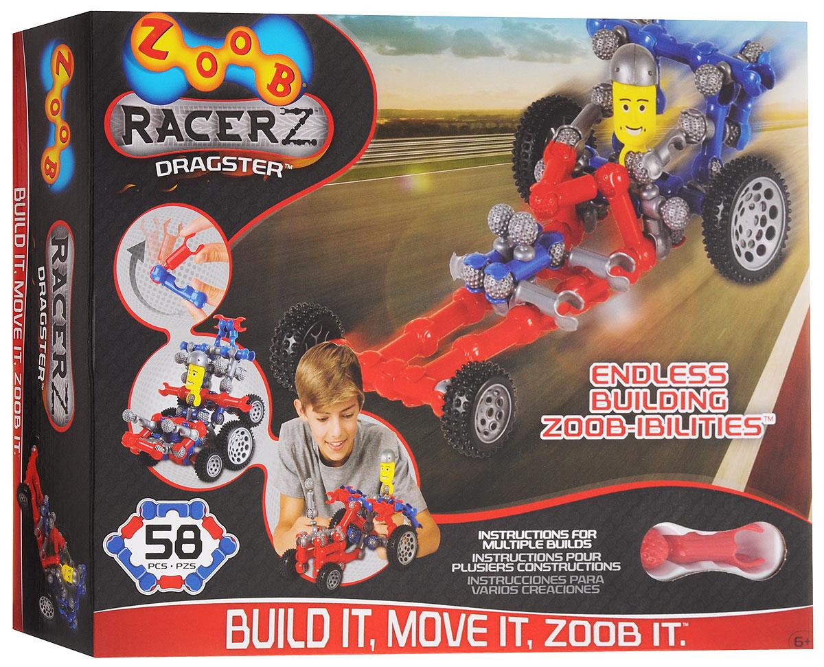 Zoob Конструктор Dragster dragster daf1754