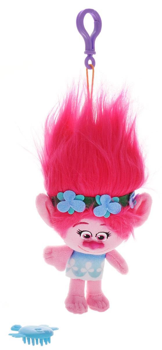 Zuru Брелок Тролль Poppy игрушка zuru капсула высотой 75 мм с фигуркой из фильма мстители 5 асс zuru
