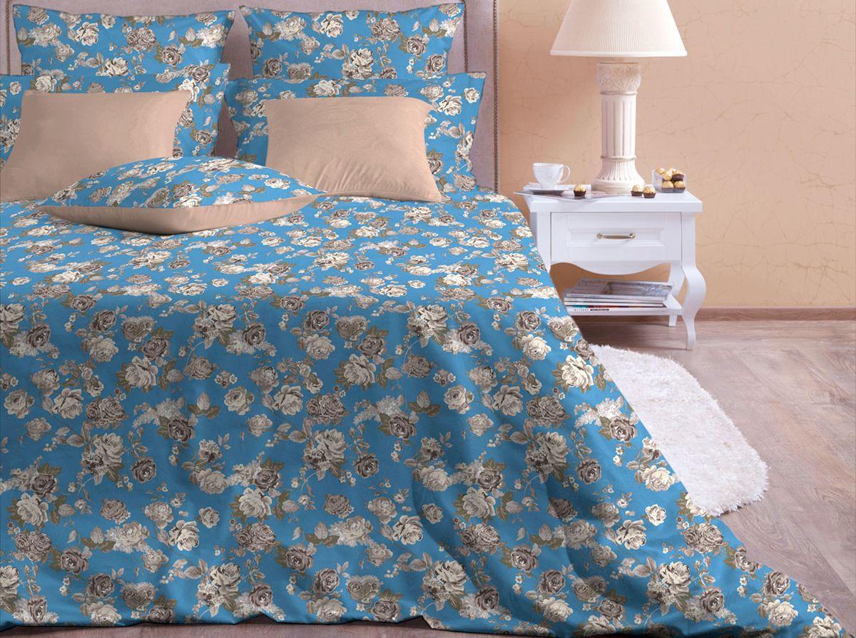 Комплект белья Хлопковый Край Винтаж, 1,5-спальный, наволочки 70x7015б-1ХКссКомплект постельного белья выполнен из качественной бязи и украшен оригинальным рисунком. Комплект состоит из пододеяльника, простыни и двух наволочек.Бязь представляет из себя хлопчатобумажную матовую ткань (не блестит). Главные отличия переплетения: оно плотное, нити толстые и частые. Из-за этого материал очень прочный и практичный.Постельное белье Хлопковый Край экологичное, гипоаллергенное, оно легко стирается и гладится, не сильно мнется и выдерживает очень много стирок, при этом сохраняя яркость цвета и рисунка.