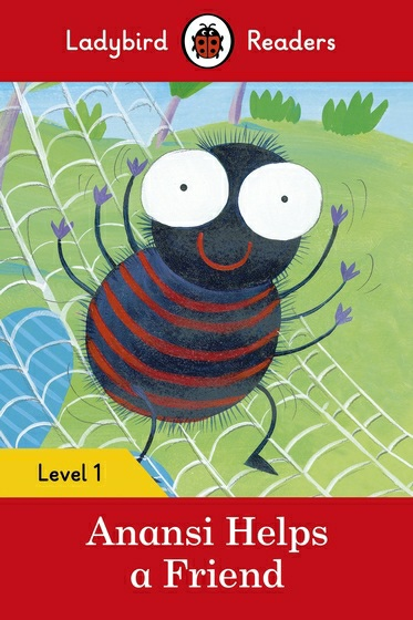 Anansi Helps a Friend: Level 1 anansi helps a friend level 1